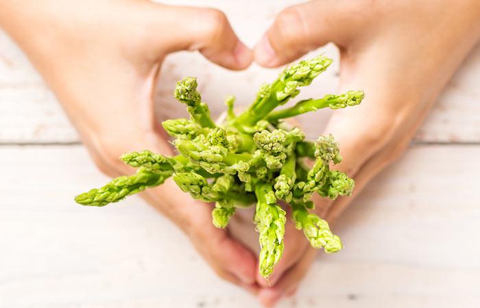 Heart Healthy Foods - Asparagus
