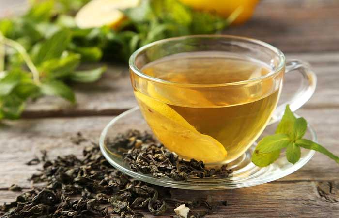 15. Alternative Teas