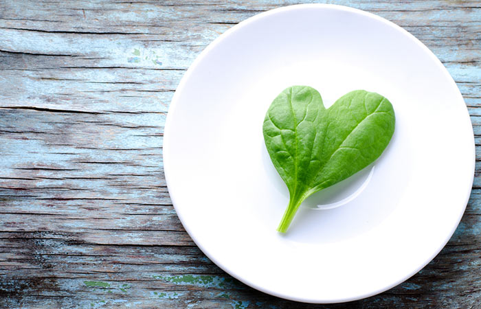 Heart Healthy Foods - Spinach