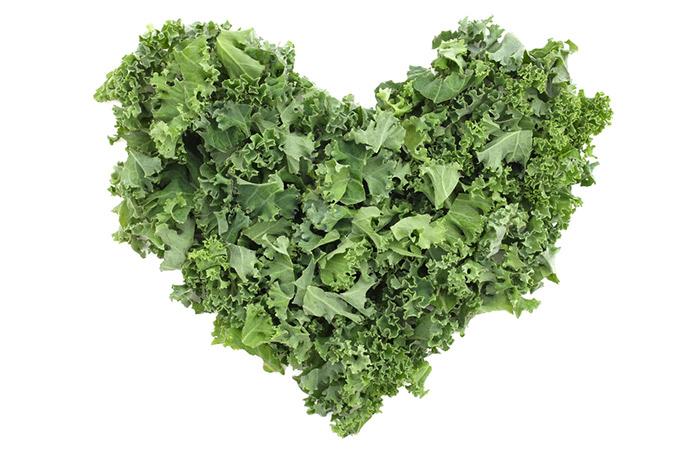 Heart Healthy Foods - Kale
