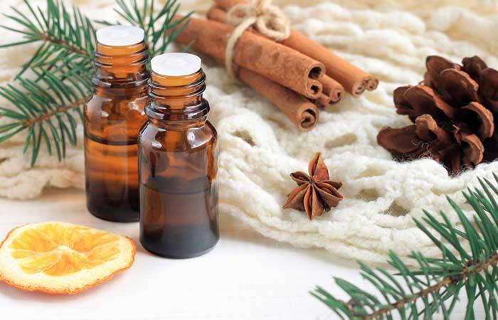 3. Massage Oils