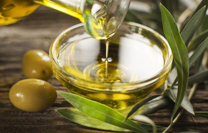 3. Olive Oil