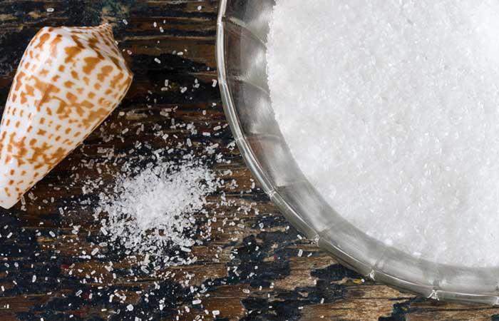 4. Epsom Salt