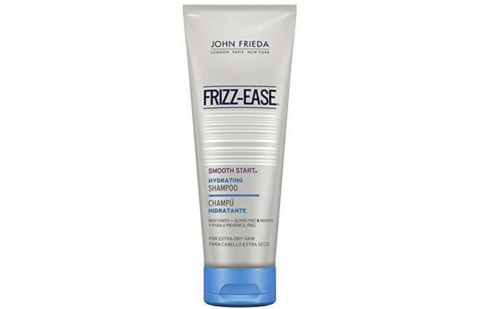 6. John Frieda Frizz Ease Shampoo