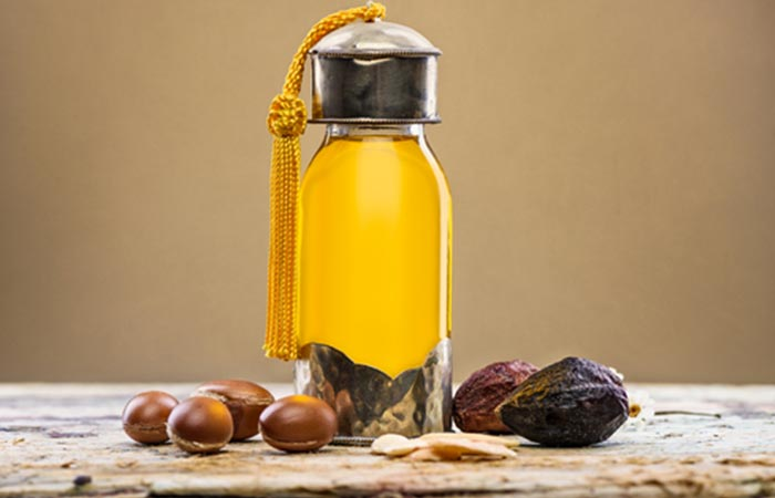 7. Argan Oil