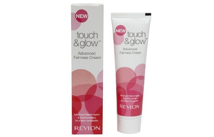 7.-Revlon-Touch-And-Glow-Advanced-Fairness-Cream