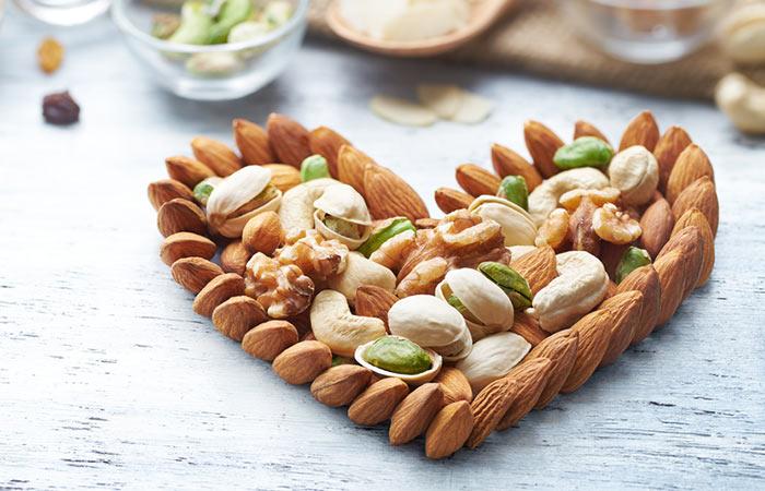 Heart Healthy Foods - Nuts