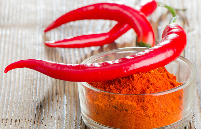 Herbs And Spices For Weight Loss - Cayenne Pepper For Weight Loss