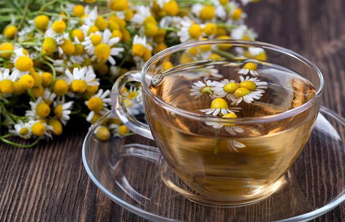 Chamomile-Tea-Rinse
