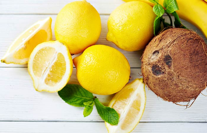 Coconut-Oil-And-Lemon-Remedy