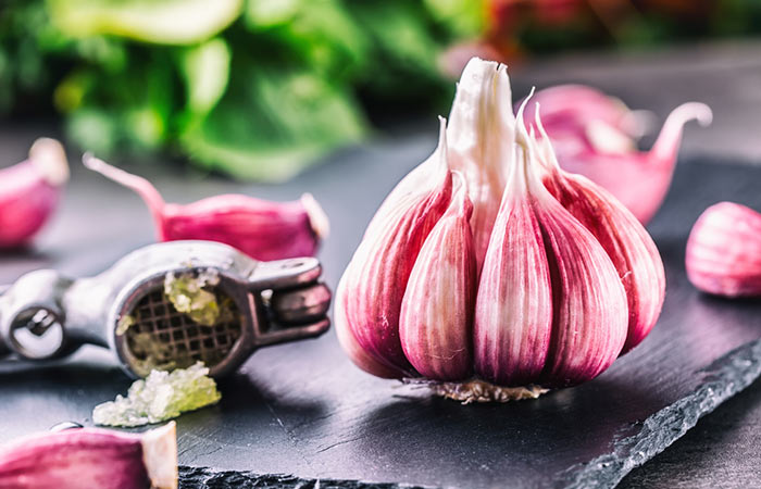 Herbs And Spices For Weight Loss - Garlic For Weight Loss