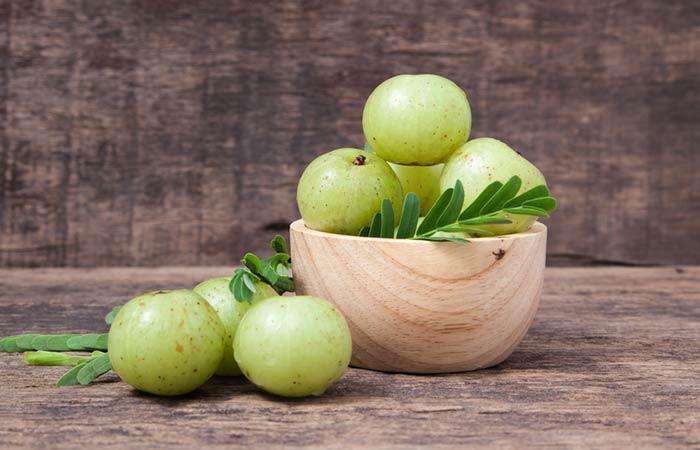 Indian-Gooseberry-(Amla)-Hair-Pack