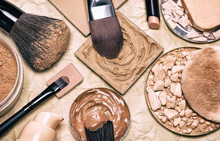 How To Apply Liquid Foundation - 2. Choose The Foundation Of Your Choice