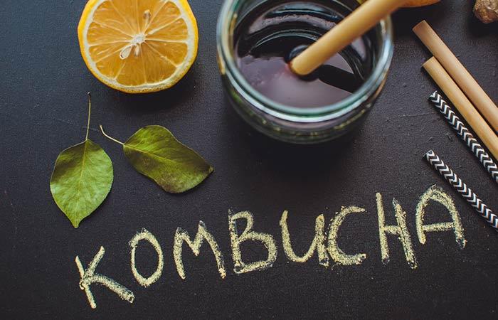 Kombucha-For-Gray-Hair