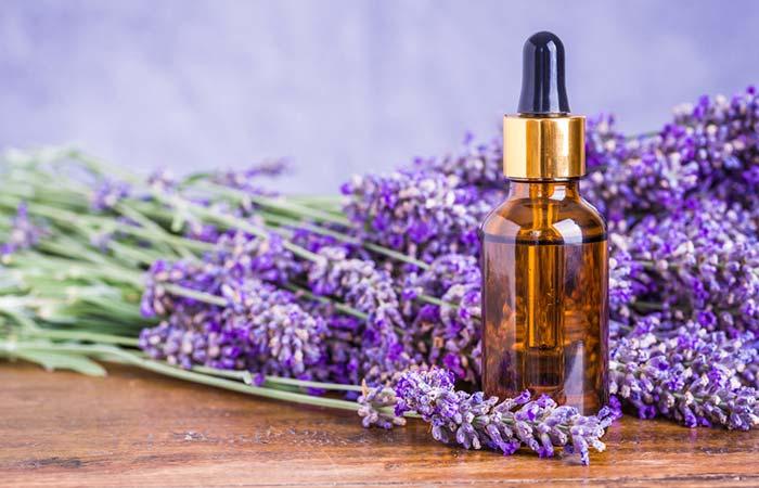 Lavender Oil Face Pack