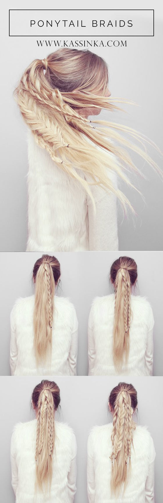 Ponytail-Braids