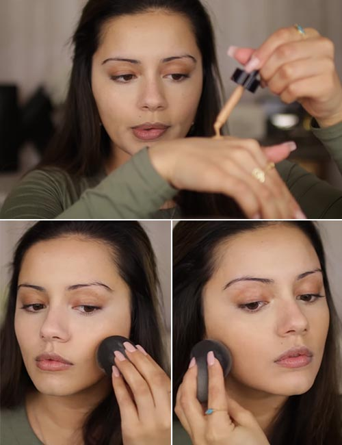 How To Apply Foundation - Step 2 Apply Your Foundation