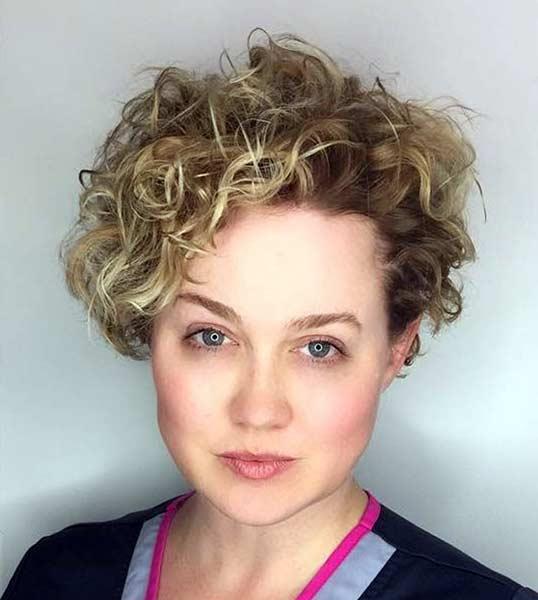 Loose Perm For Short Hair The Best Short Hair 2018