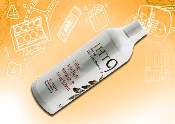 anti hair loss therapy hair oil