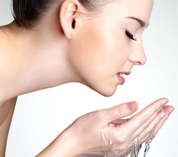 face cleansing tips for women