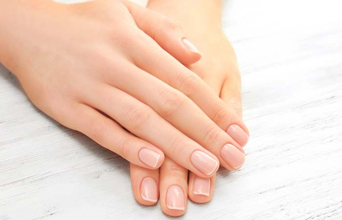 1. Keep Your Fingernails Dry And Clean