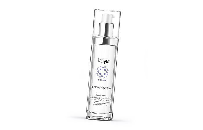 Moisturizers For Oily Skin - Kaya Acne Free Purifying Nourisher