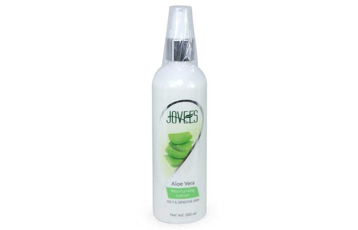 Moisturizers For Oily Skin - Jovees Aloe Vera Moisturizing Lotion