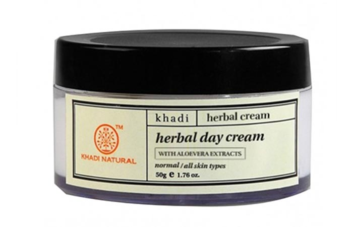 Moisturizers For Oily Skin - Khadi Herbal Day Cream