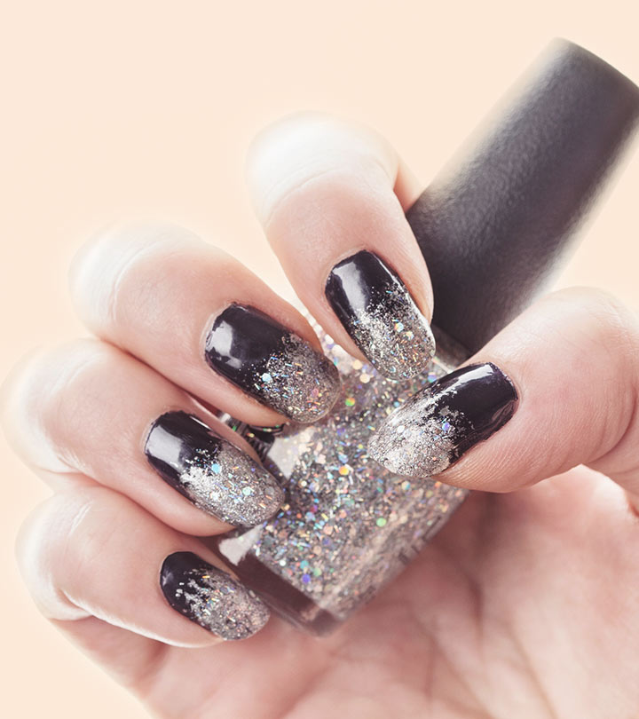 10 Best Glitter Nail Polishes And Swatches - 2018 Update