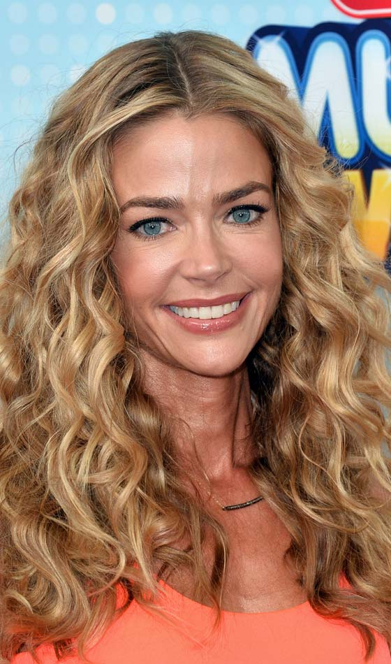Healthy, Beautiful Long Tight Curls: