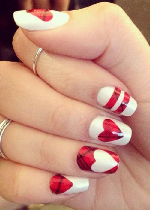 Valentines Day Nails Designs My Own Email