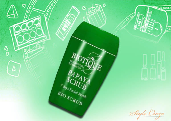 Biotique-Papaya-Scrub