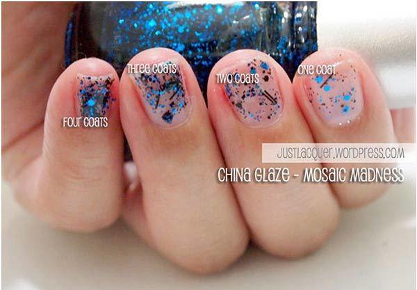 China Glaze Mosaic Madness