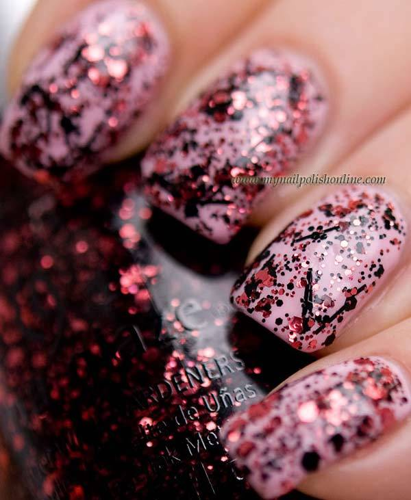 China Glaze Scattered and Tattered