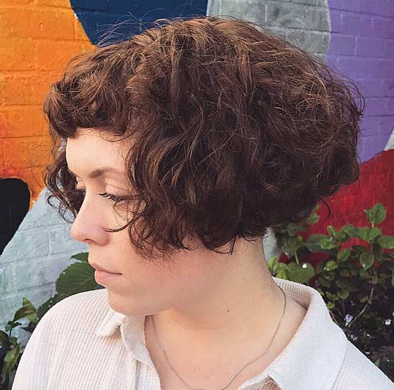 Curly-Cropped-Bob-With-Cropped-Bangs