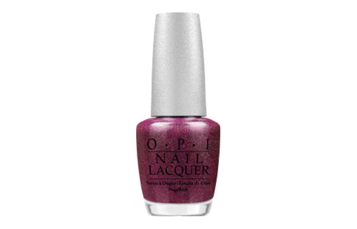Best OPI Nail Polish Shade - Extravagance