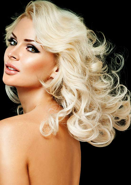 Latest Hairstyles For Long Hair - Finger Waves