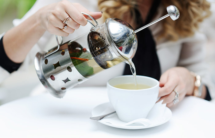 How To Make Green Tea Yourself At Home