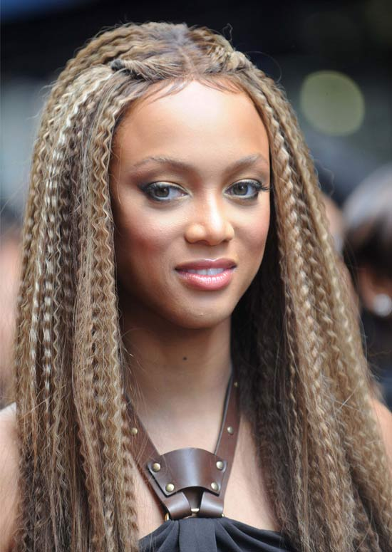 Latest Hairstyles For Long Hair   Long Crimped Hair Pinit