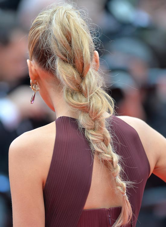 Loose-High-Braid-with-Messy-Finish