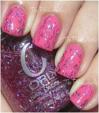 orly be brave swatch