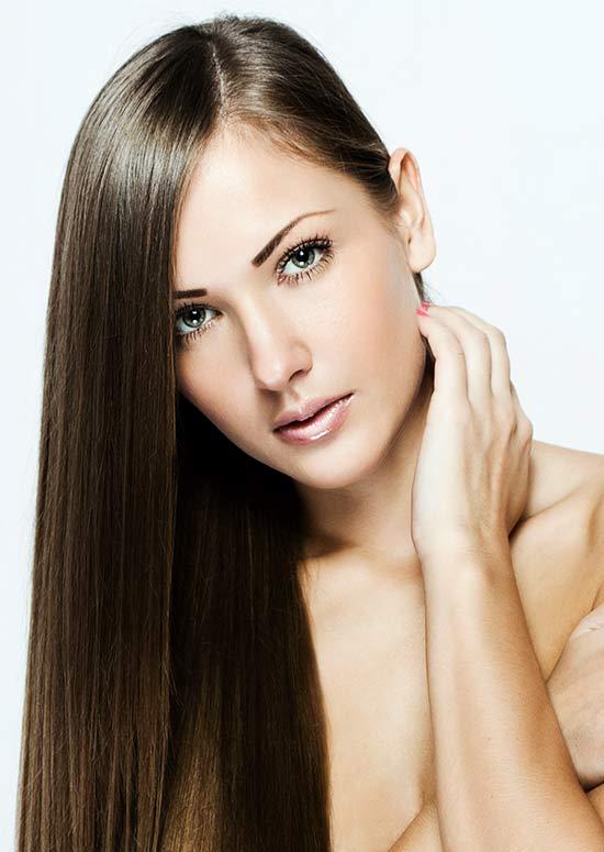 Latest Hairstyles For Long Hair - Sleek Blanket