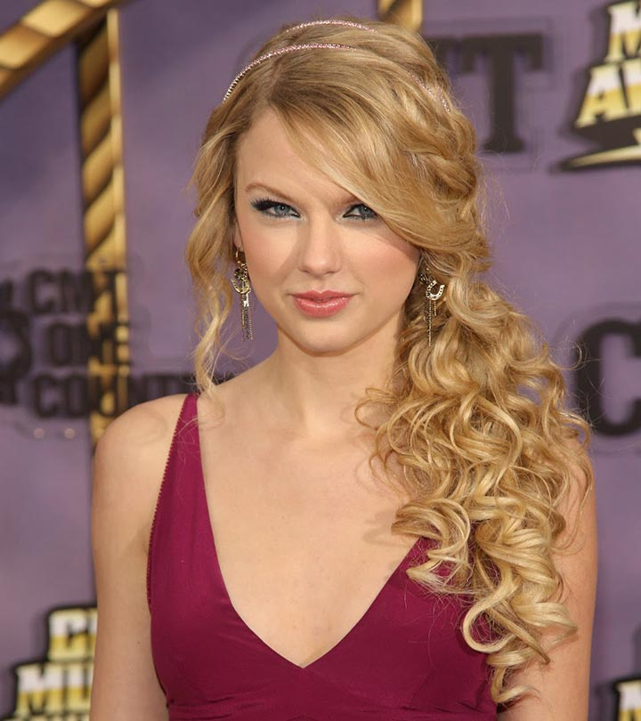 Top 10 Curly Celebrity Hairstyles To Inspire You