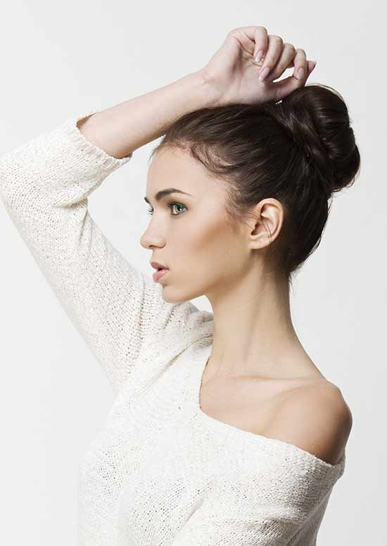 Latest Hairstyles For Long Hair - Updo