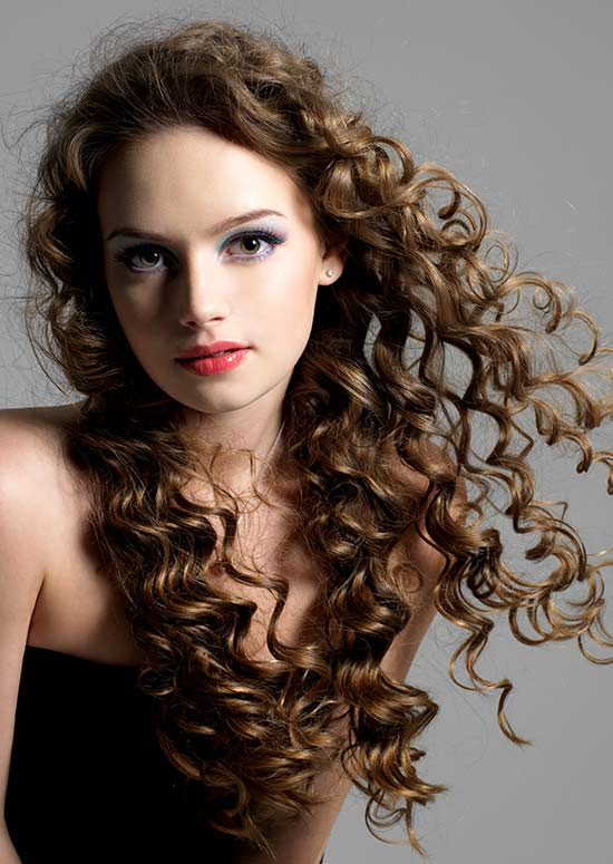 Latest Hairstyles For Long Hair - Voluminous Curls