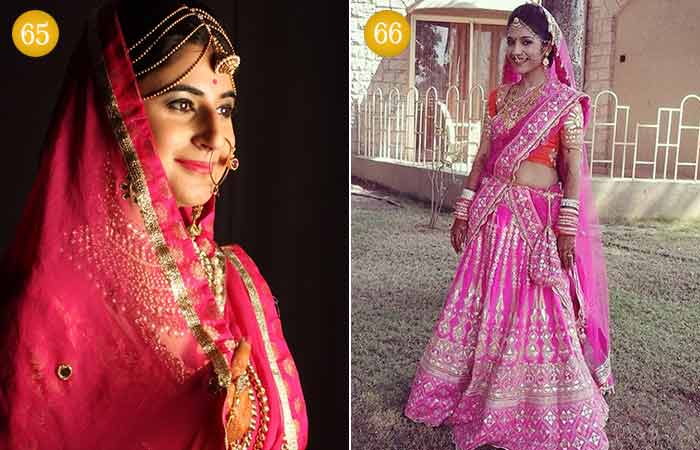 Wedding Makeup For Rajasthani Brides