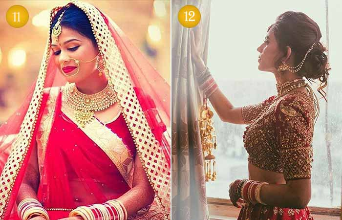 Beautiful Indian Bridal Makeup Looks - Punjabi Bridal Looks