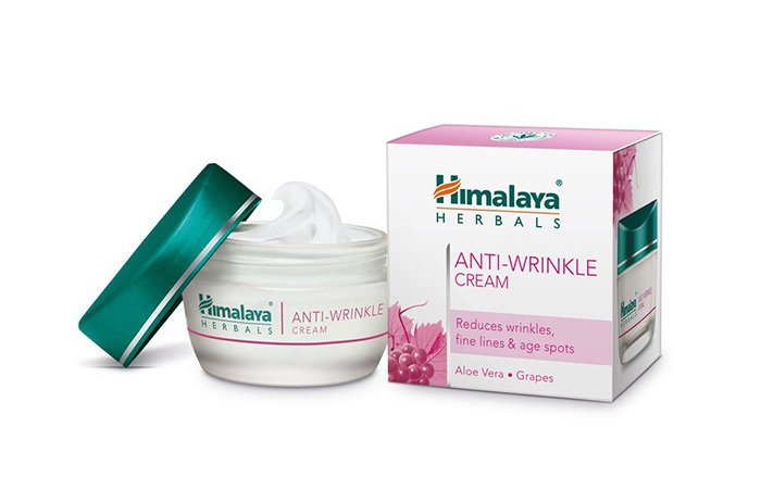 15. Himalaya Herbals Anti-Wrinkle Cream