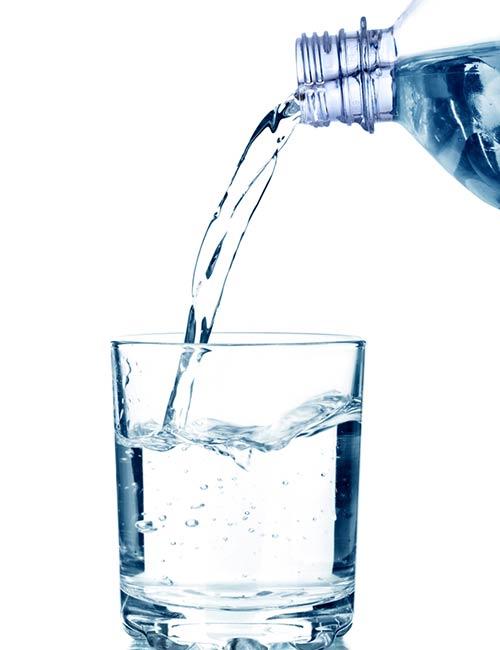 Diet Plan For Glowing Skin - Water