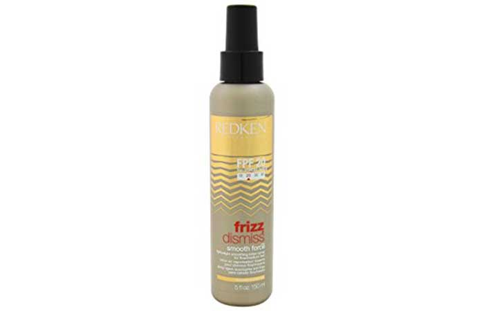 3. Redken Frizz Dismiss Smooth Force